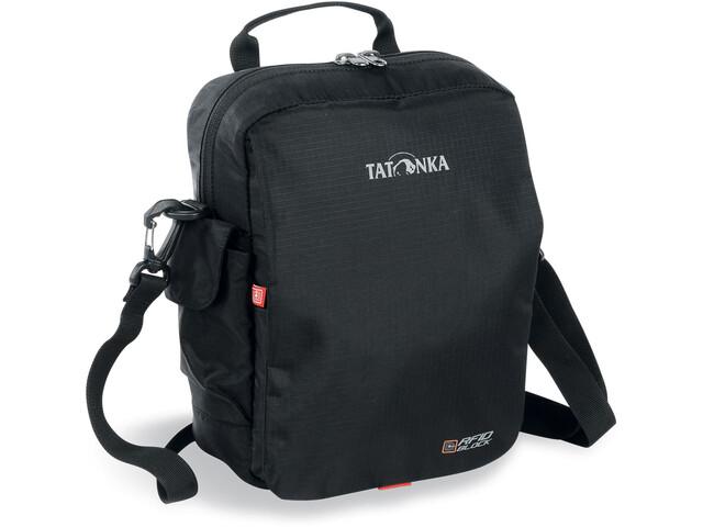 Tatonka Check In XL Sac à bandoulière RFID B, black